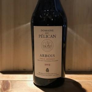 Arbois 3 cépages 2013 Domaine du Pélican