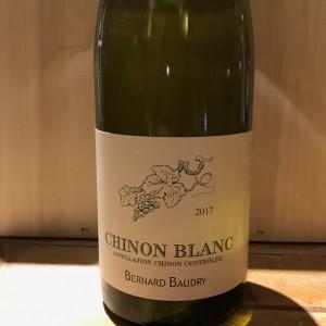 Chinon Blanc 2017 Bernard Baudry
