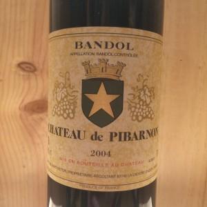 Bandol  Château Pibarnon 2004