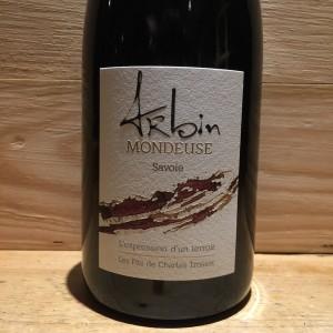 Vin Rouge Savoie Mondeuse Arbin Prestige Arpents Louis Trosset 2018