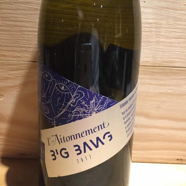 Vin Blanc Savoie Big Bang Altesse/Jacquère Aitonnement 2018