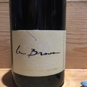 Vin Rouge Savoie Mondeuse Arbin La Brova Domaine Louis Magnin 2013 BIO