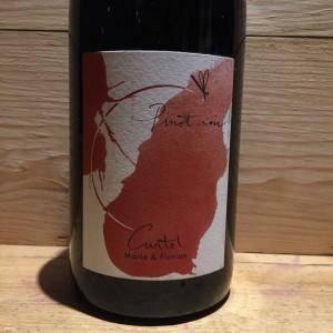 Vin Rouge Savoie Pinot Noir Les Seigneurs Curtet 2016