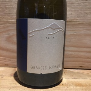 Vin Blanc Savoie Grandes Jorasses Altesse Dominique Belluard 2018