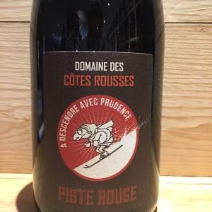Vin Rouge Savoie Piste Rouge Domaine des Côtes Rousses 2019
