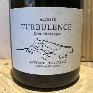 Vin Blanc Savoie Altesse Turbulence Antoine Petitprez 2016 75 cl