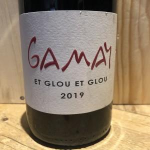 Vin Rouge Léman Gamay et Glou Glou Glou Les Vins du Léman 2019 75cl