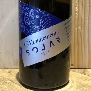 Vin Blanc Savoie L'Aitonnement Solar 2018 75 cl