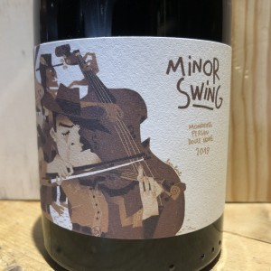 Rouge Savoie Mondeuse, Persan, Douce Noire Minor Swing Ludovic Archer 2019 BIO