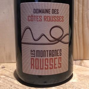 Mondeuse Côtes Rousses Les Montagnes Rousses 2019