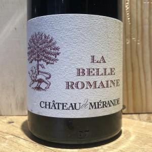 Vin Rouge Mondeuse La Belle Romaine Château de Mérande 2018 75 cl
