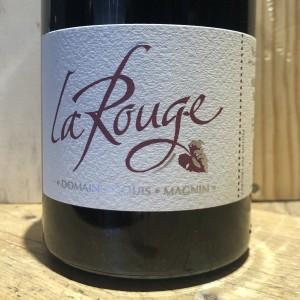Vin Rouge Savoie Mondeuse La Rouge Louis Magnin 2015 75 cl