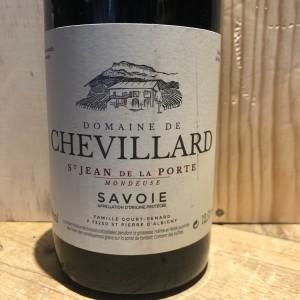 Vin Rouge SavoieMondeuse Saint Jean De la Porte Domaine de Chevillard 2018 Vin Rouge La Java des Flacons Cave à Vins Annecy 75 cl
