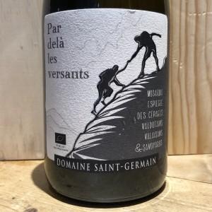 Vin Blanc Savoie Par delà les versants-Domaine Saint Germain 2017 75 cl