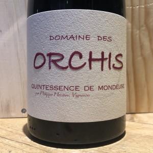 Vin Rouge Quintessence de Mondeuse Domaine des Orchis Philippe Héritier 2017