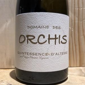 Vin Blanc Roussette de Savoie Quintessence d'Altesse Domaine des Orchis 2019 75 cl