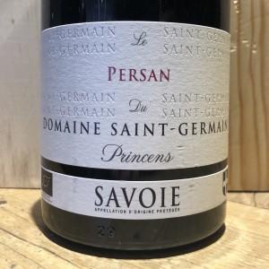 Vin Rouge Savoie de Persan Domaine Saint Germain 2019 BIO