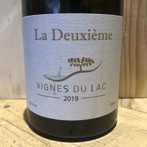 Vin Blanc Savoie Vigne du lac La Deuxième Bruno Lupin 2019 75 cl
